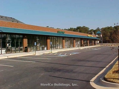 Stripmalls and Retail buildings