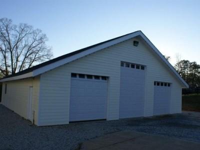 Garages and Workshops